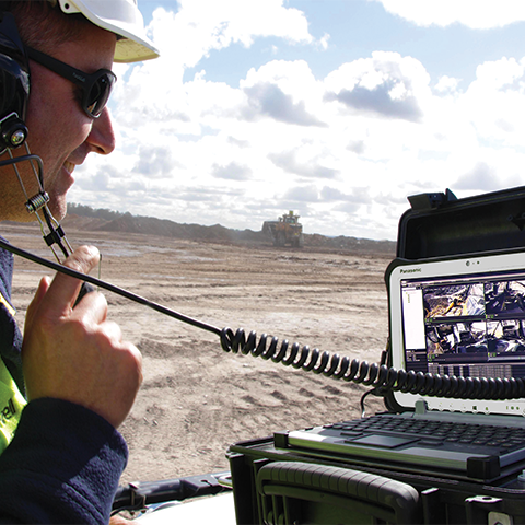 PVTS™ | Portable Vehicle Training System in Live Operations